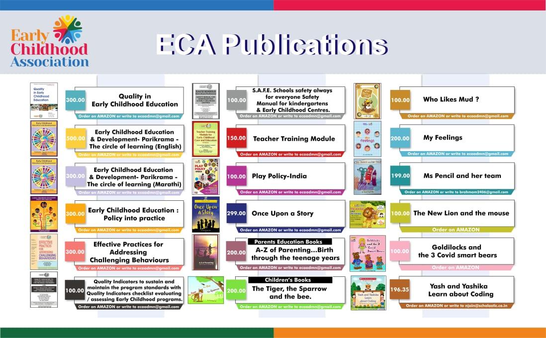 ECA Publications